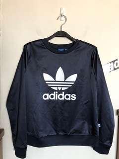 🚚 Adidas 緞面上衣