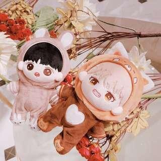BTS Childhood Kook Jungkook Doll
