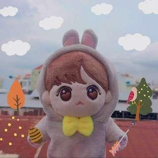 BTS Pocketkookie Jungkook Doll
