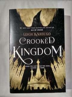 Crooked Kingdom by Leigh Bardugo (Six of Crows book 2)
