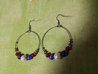 Round earrings (big)