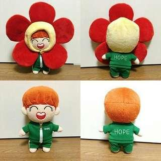 BTS Flower Hobi J-hope Doll