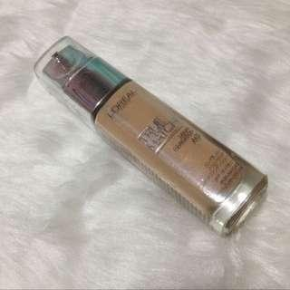 Loreal True Match Foundation N3 Nude Vanilla