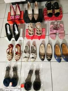 Sepatu wanita / high heels / sepatu pesta