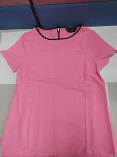 🚚 AS GOOD AS NEW DOROTHY PERKINS PINK TOP @ $20 ONLY!!!