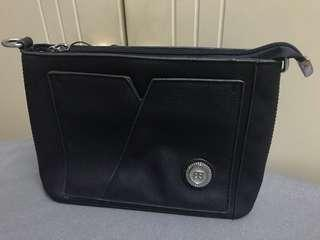 Black sling bag - Small size #OCT10