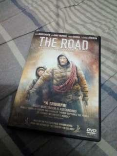 the road original dvd