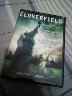 cloverfield original dvd