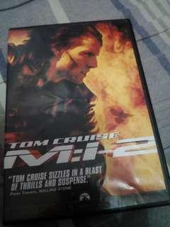 mission impossible original dvd