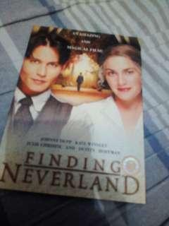 finding neverland original dvd