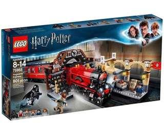 10/10 mint last Lego 75955 Hogwarts express train