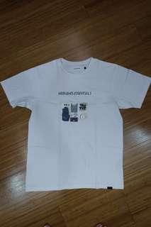 Ladies Lagunamoon white T-shirt / tee