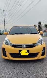 Myvi 1.5  S.E auto tahun 2012