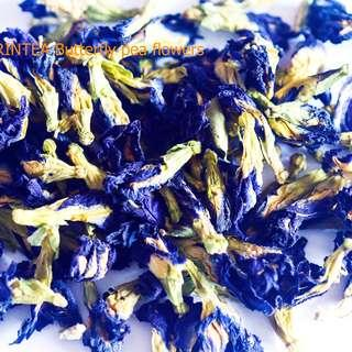 Drintea Natural Butterfly Pea flowers (50 gm)