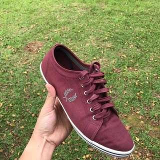 Fred Perry Vintage Tennis Canvas #PayWithBoost #OCT10