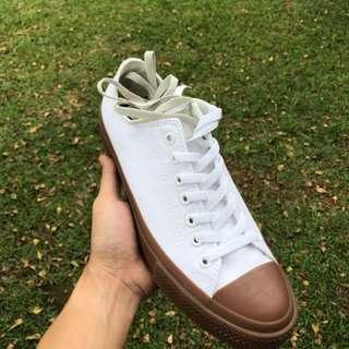 Converse Chuck Taylor All Star Ox White Gum #PayWithBoost #OCT10