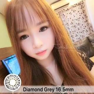 diamond grey lens ❤️