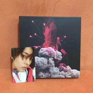NCT 127 Cherry Bomb Album with Yuta PC