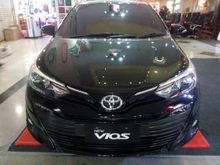 Ready Toyota Vios 2018 Bukan Baju