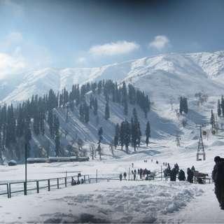 7H5M Kembara Muslim Delhi Agra Kashmir Musim sejuk