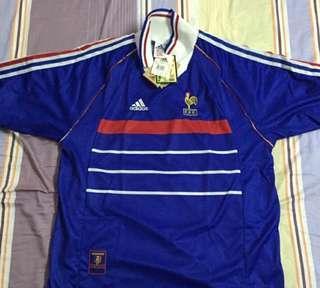 法國隊球衣