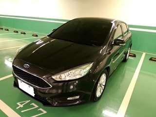 Ford Focus 1.0T 16年 超貸 全額貸99%過件率