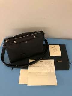 Fendi Boston By The Way (Black) bag