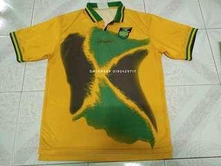 Jamaica home kit 2002 L
