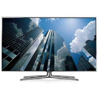 "Samsung UA55ES7100 55"" Series 7 LED Smart TV"
