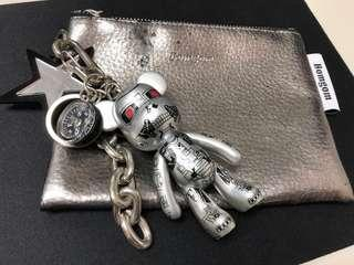 韓國 Bomgom 鎖匙扣 連袋 Terminator 未來戰士 匙扣