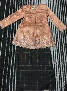 Baju mengandung glitter untuk formal occasion #OCT10