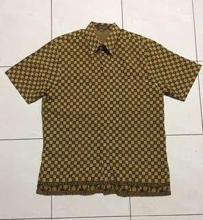 Batik Shirt (Danar Hadi) #OCT10
