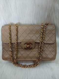 Chanel Large Vintage Authentic