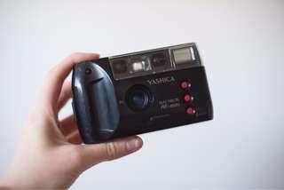 Yashica Electra 35 AF-mini, 35mm Film camera.