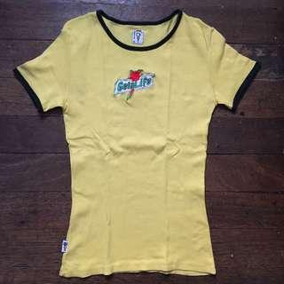 Vintage Patched Top