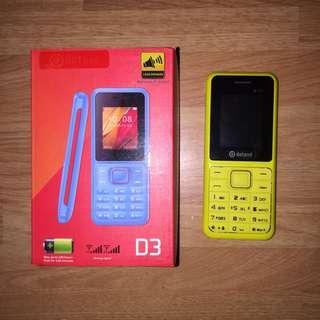 Dotpad basic phone