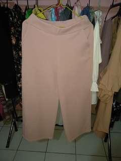 Kulot warna pink