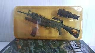 1/6 scale Hottoys M16A2