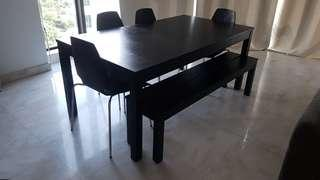Dining Table BJURSTA