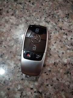 Mercedes Benz E63 S AMG Key