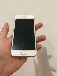 Iphone 6s 16gb gold mulus murah !