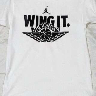 Jordan customized shirt