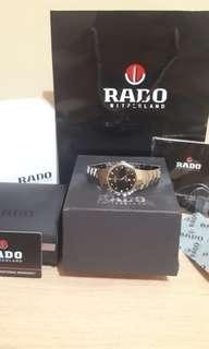 Jam Tangan original Rado good condition