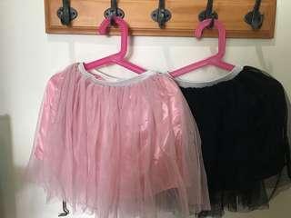 Tulle Skirt $10 each