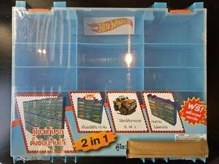 Hotwheels display carry box