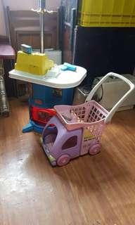 Cashier toy