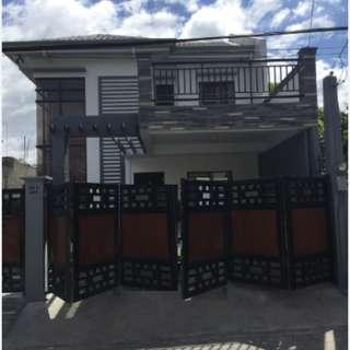 House and Lot 180sqm Lot Area in secured village Quezon City