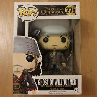 Funko Pop - Pirates of the Caribbean Ghost of Will Turner (#275)