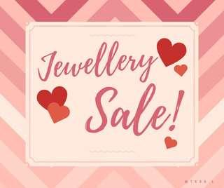 3 for $10 JEWELLERY SALE!