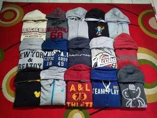 Borongan hoodie import original